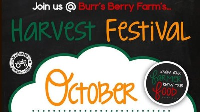 Harvest Festival at Burr's Berry Farm