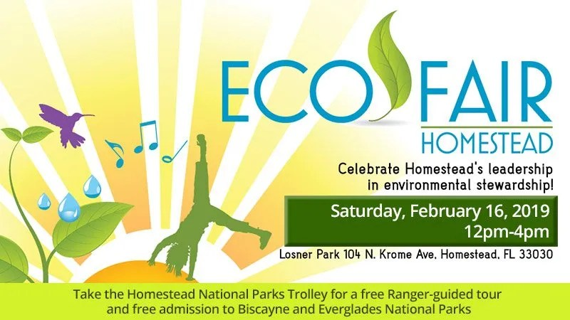 Homestead Eco Fair at Losner Park