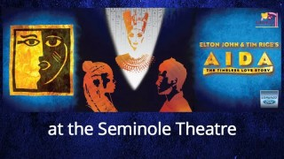 AIDA - The Timeless Love Story - At Seminole Theatre