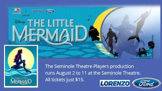 Disney's The Little Mermaid Live On Stage