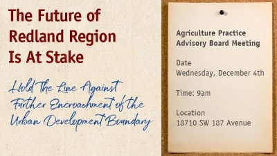 Agricultural Practices Board meeting