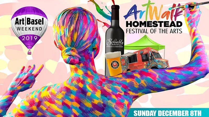 Annual ArtWalk Festival Of The Arts in Homestead