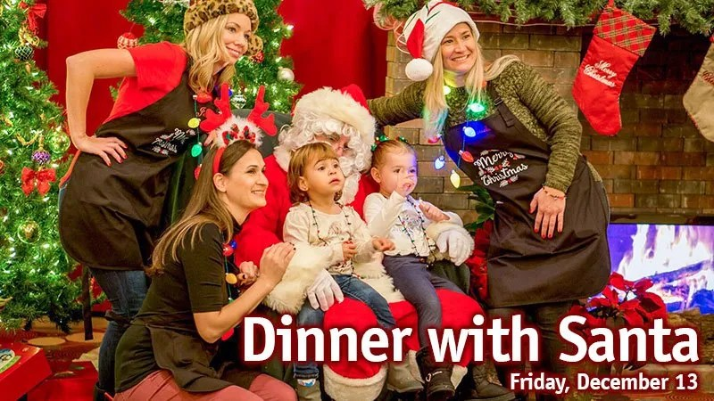 Annual Dinner with Santa