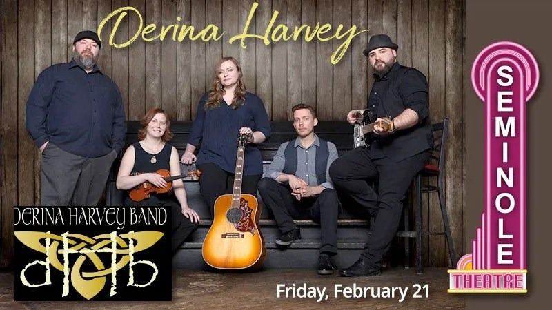 Derina Harvey Band at the Seminole Theatre