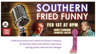 Southern Fried Funny at Seminole Theatre