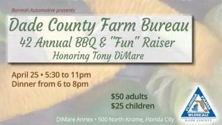 """Dade County Farm Bureau 42nd Annual BBQ & """"Fun"""" Raiser"""