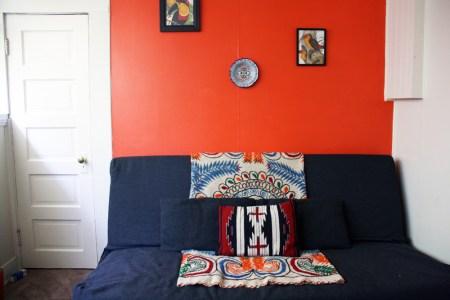 Cute Portland Apartment   redleafstyle.com