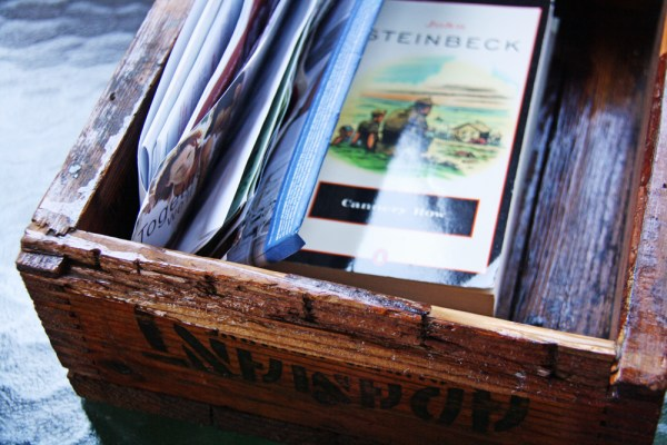 5 Ways to Use Wooden Boxes For Storage   redleafstyle.com
