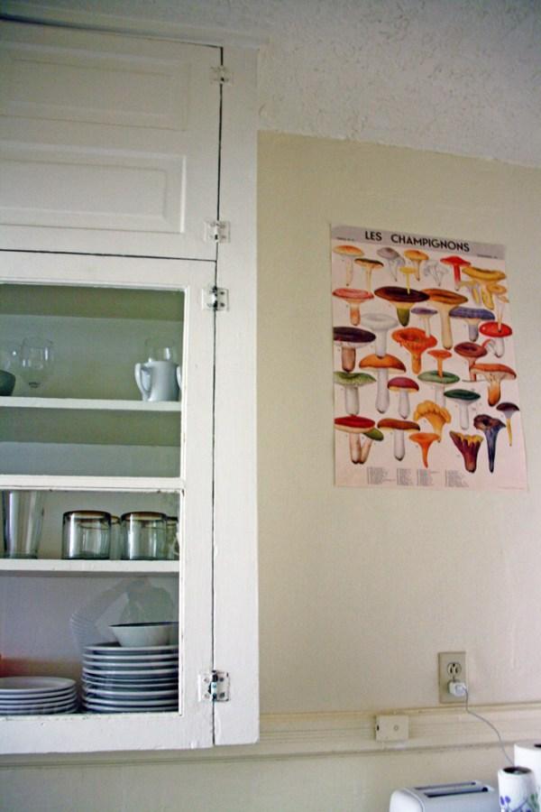 Cute Portland Apartment Kitchen   redleafstyle.com