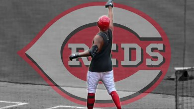 Reds win third straight game with an exclamation point from Rob Manfred's nemesis