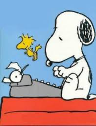 Snoopy at his typewriter - slowly pecking away. Zip Code API would make Snoopy happy.