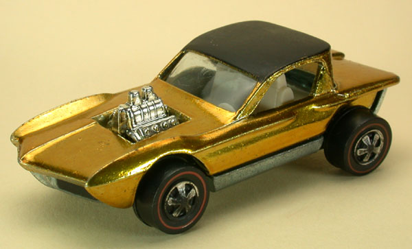 Hot Wheels 1968 Python  Redline Collector