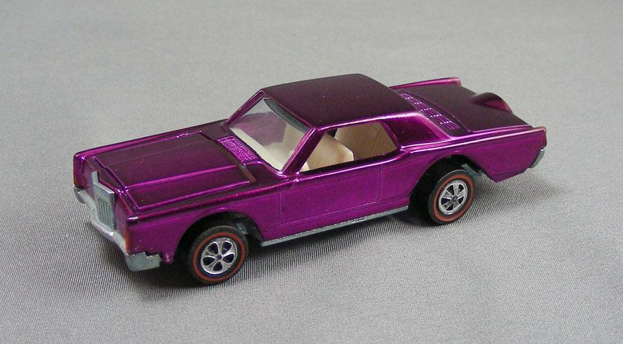 Continental Mark III  1969 Hot Wheels Redline