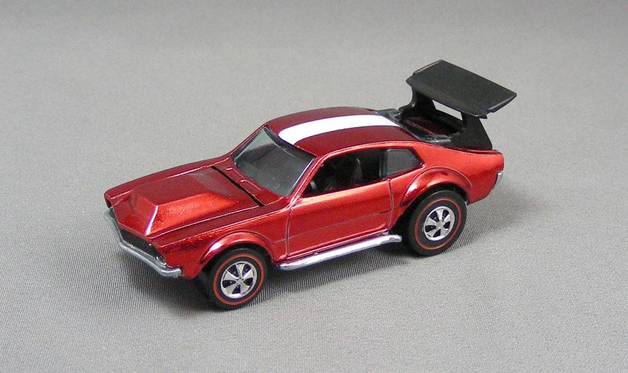 Mighty Maverick  1970 Hot Wheels Redline