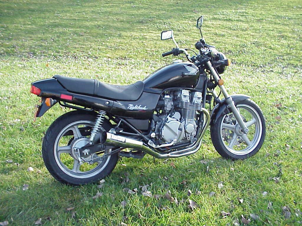 1992 Honda Cb750 Nighthawk