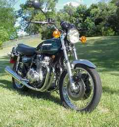 1977 kz1000a last remaining mag test bike [ 1024 x 768 Pixel ]