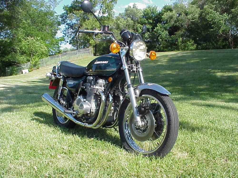 medium resolution of  1977 kz1000a last remaining mag test bike