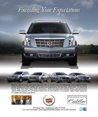 Englewood Cliffs Cadillac Ad