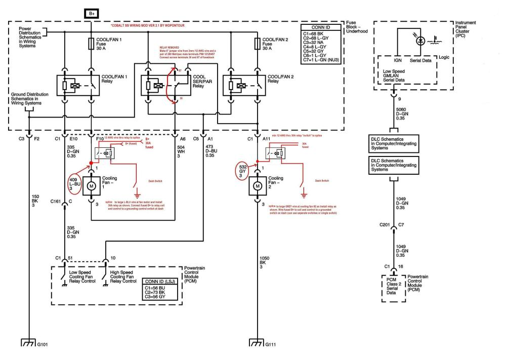 medium resolution of how to wire the fan to a switch page 4 saturn ion redline forumsclick image