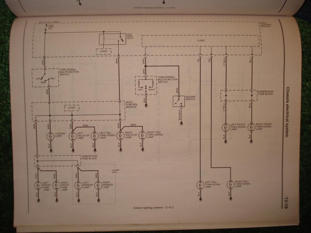 Signal Flasher Wiring Diagram Led Turn Signal Flasher Wiring Diagram