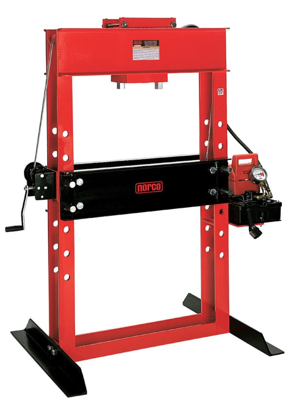 Norco Usa 100 Ton Electric Hydraulic Press - Free Shipping