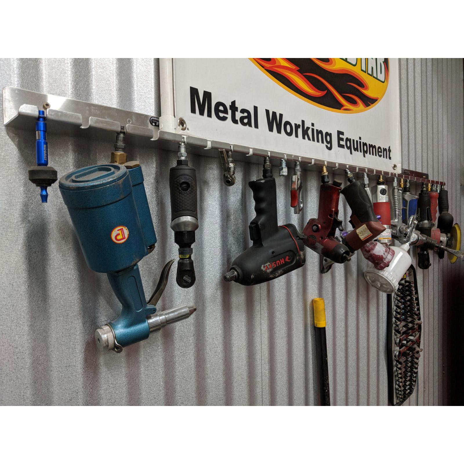 pit posse air tool rack