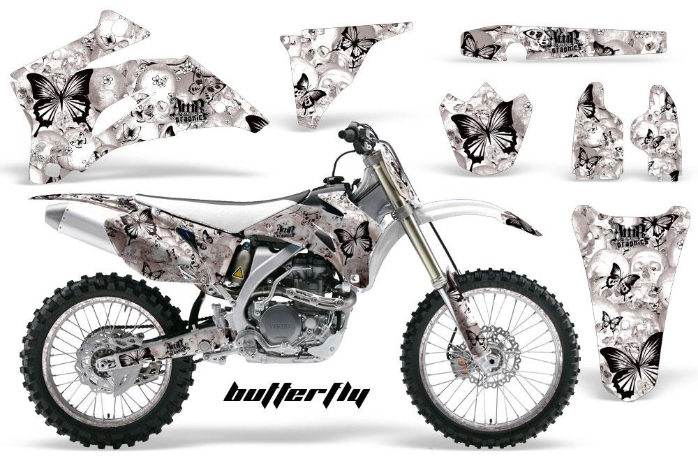Yamaha YZ450 F 4 Stroke Dirt Bike GraphicsButterfly