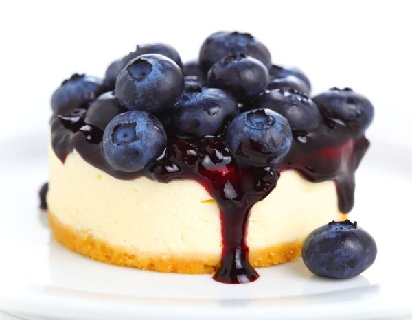 SUMMER BERRIES CHEESECAKE