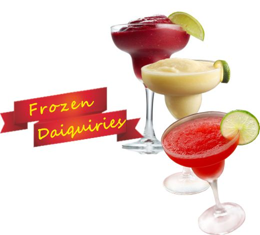 FROZEN DAIQUIRIES