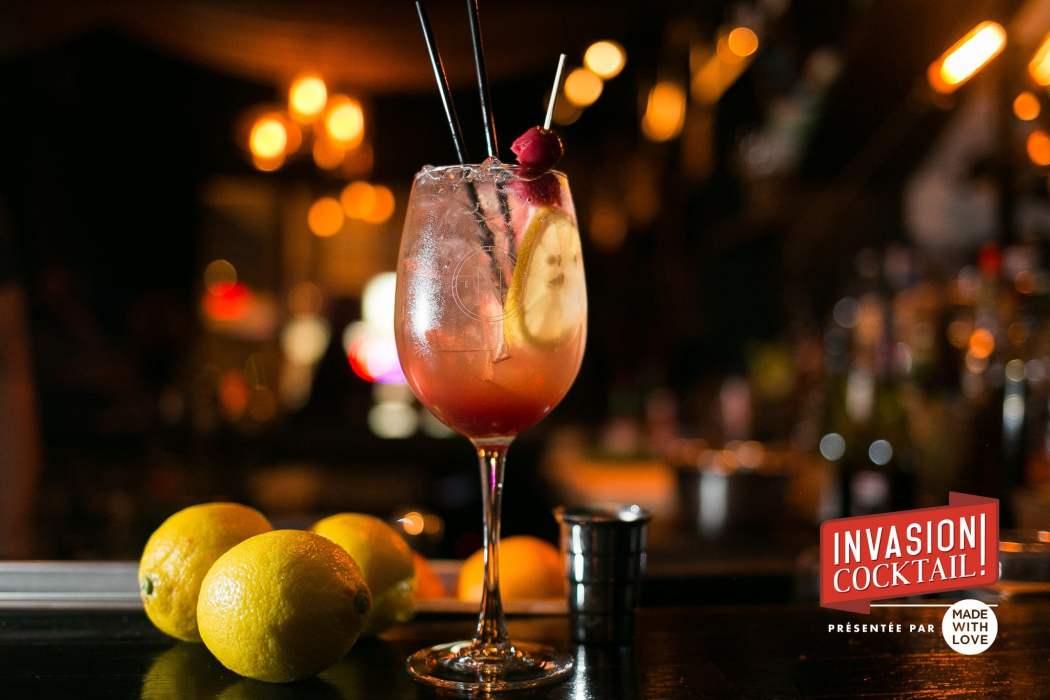 Invasion Cocktail