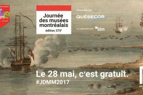 Journée des musées montréalais : musées gratuits!
