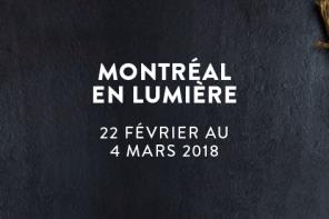 Montréal en lumière : nos suggestions – volet gastronomie