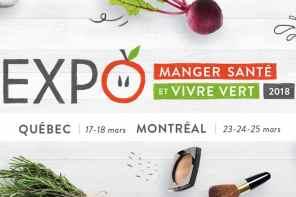 EXPO manger santé et vivre vert: révolutionner votre mode de vie