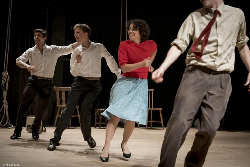 J'abandonne une partie de moi que j'adapte - Théâtre Denise-Pelletier