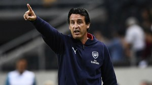 Emery on one player Arsenal made 'decision' to ditch