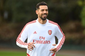 'Playing with him is so easy': Pablo Mari chooses one 'unbelievable' Arsenal teammate for praise