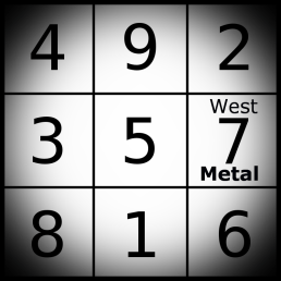 metal element