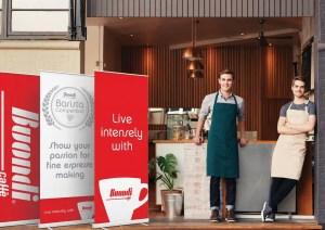 Point of Sale Design - Buondi