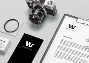 Brand Identity Design - White Shadows