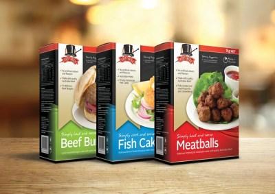 Packaging Design - Top Hat
