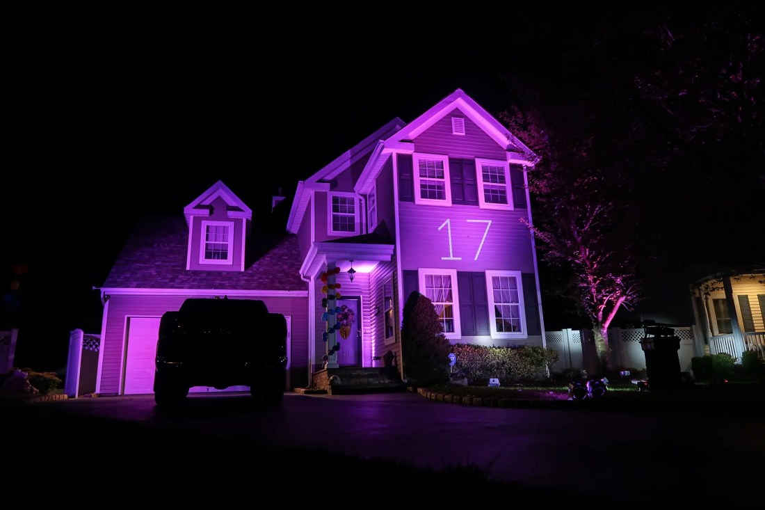 Illuminate Your House
