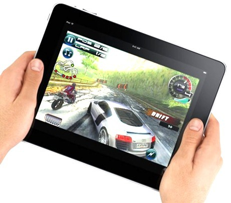 iPad HD Apps and Games