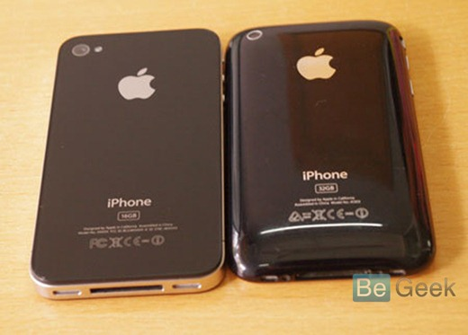 iPhone 4G and 3GS