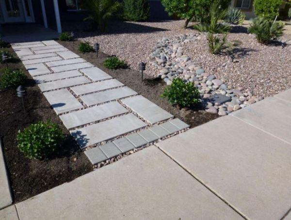 hardscape design in arizona - landscaping