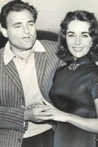 LIZ TAYLOR AND MIKE TODD 2