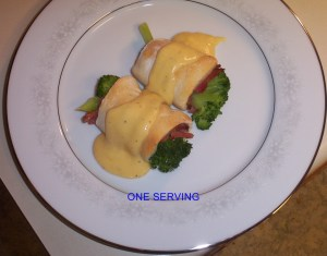 ONE SERVING