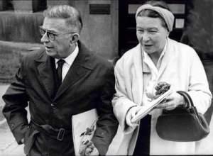 Sartre and Simone