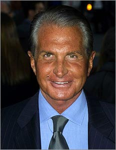 The Very Tan George Hamilton!!