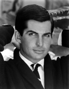 The Young Very Tan George Hamilton!