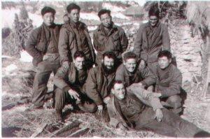 Soldiers in Korea